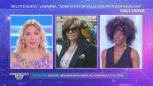 Sylvie Lubamba: ''Sono stata in cella con Patrizia Reggiani''