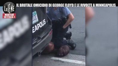 L'omicidio di George Floyd e le rivolte a Minneapolis