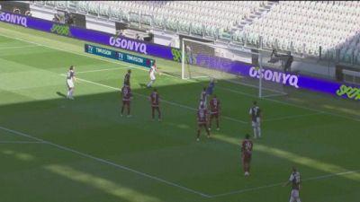 Crollo Lazio Juve in fuga
