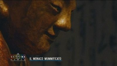 Il monaco mummificato
