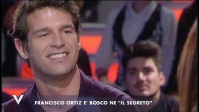 """Francisco Ortiz, Bosco ne """"Il Segreto"""""""
