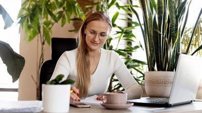Le piante da tenere in ufficio per lavorare meglio