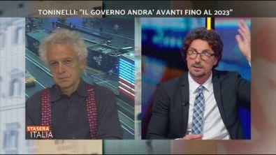 """Rampini: """"Avete un piano della salvezza dell'Italia?"""""""