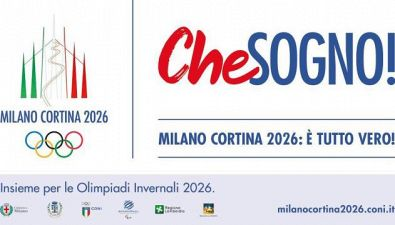 Milano Cortina 2026, lo splendido video di presentazione