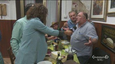 Torino, cena all'osteria Tripoli