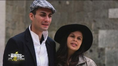 Il prematrimonio di Marco e Anna