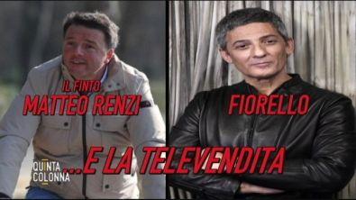 La televendita del finto Renzi