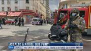 Breaking News delle 14.00 | Assalto a Parigi due feriti