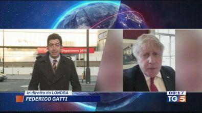 Gb: Boris Johnson in terapia intensiva