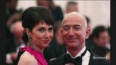 Divorzio record per il re di Amazon