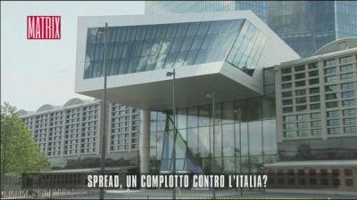 Spread, un complotto contro l'Italia?