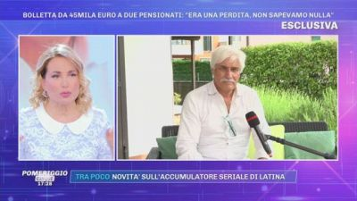 Bolletta da 45mila Euro a due pensionati: ''Era una perdita, non sapevamo nulla''