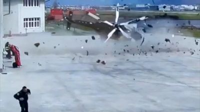 Incidente elicottero GdF a Bolzano, online video di simulazioni