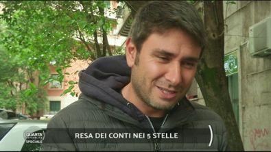 Alessandro Di Battista ai microfoni di Quarta Repubblica