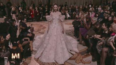Jo Squillo: Tony Ward, la collezione Haute Couture per l'estate 2020