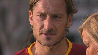 """Totti: """"In Champions spero passi la Juve"""""""