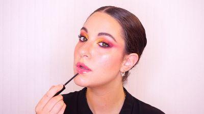 Makeup Sunset: trucco con i colori del tramonto