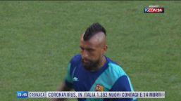Vidal è ufficialmente nerazzurro
