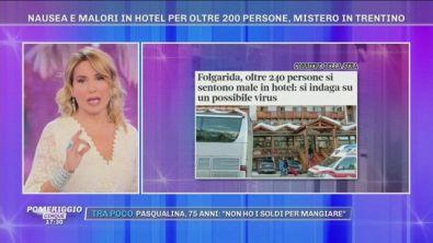 Folgarida: nausea e malori in hotel