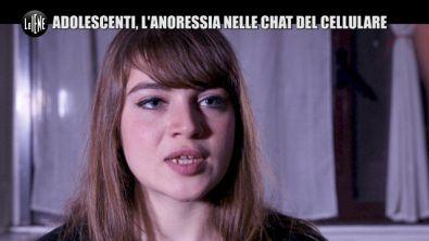 MARTINELLI: Anoressia: dentro la chat delle ragazze che venerano la malattia