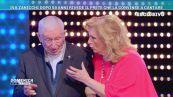 Iva Zanicchi dopo 59 anni rivede il prete che la convinse a cantare