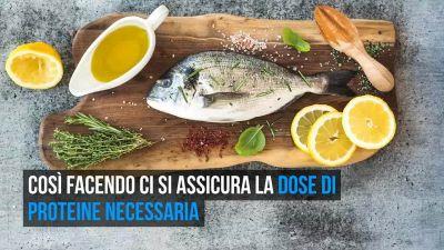Quanto pesce mangiare alla settimana? La regola da rispettare
