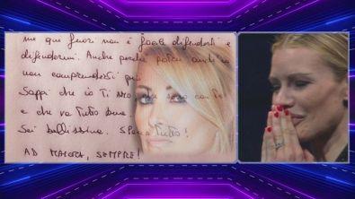 Lettera della fidanzata Barbara a Licia