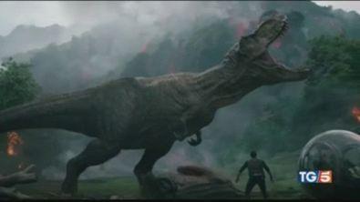 I dinosauri tornano al cinema