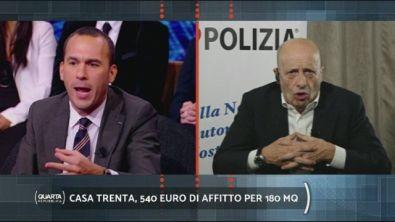 Scontro Di Stefano - Sallusti