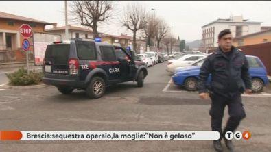 Brescia, operaio rapito
