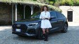 Audi Q5 Sportback, la prova su strada