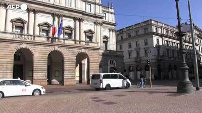Milano, dopo sei mesi di inattivita' La Scala riapre nel rispetto delle norme anti-Covid