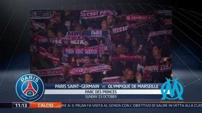 Paris Saint Germain-Olympique De Marseille 0-0
