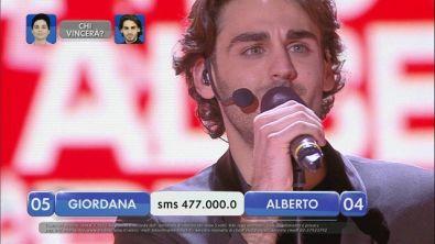 Alberto vs Giordana - La finalissima - XIII esibizione