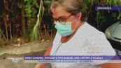 Anna Corona, indagata nel caso di Denise Pipitone, lavora a scuola - Le mamme protestano