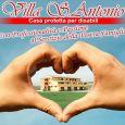 Casa protetta per disabili e casa di cura villa Sant' Antonio LOCANDINA CLIENTE