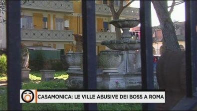 Casamonica: le ville abusive dei boss a Roma