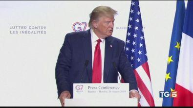 Le 2 aperture di Trump, 20 milioni per l'Amazzonica