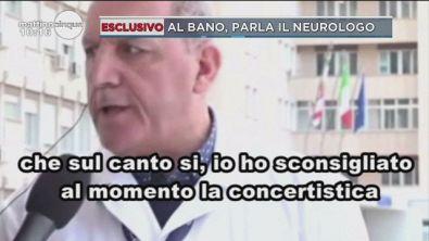 Al Bano, parla il neurologo