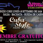 Cuba Style - Scuola di Ballo e Corsi di Balli Caraibici con Mario Polito