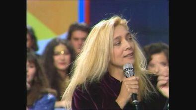 La candid camera di Mara Venier nel 1987