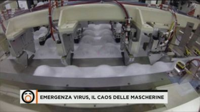 Emergenza virus, il caos delle mascherine