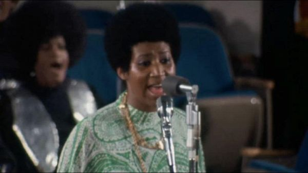 A Taormina il documentario 'Amazing Grace' su Aretha Franklin