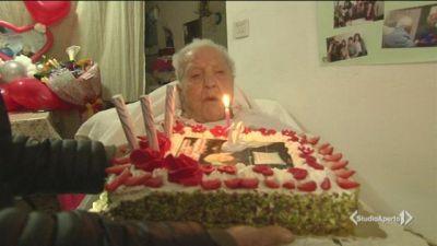 Marietta, super nonna d'Italia