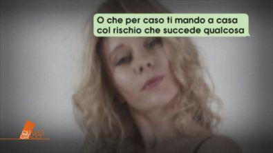 Luca Sacchi, le chat inquietanti con Anastasiya
