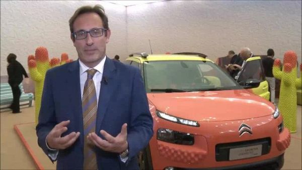 Citroen C4 Cactus by Gufram, l'unexpected della Milano Design Week