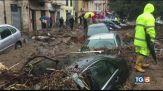 Violento nubifragio disastro in Sardegna