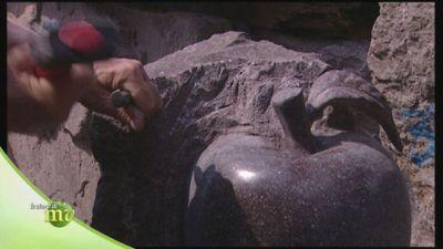 La lavorazione del porfido