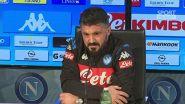 """Gattuso: """"Ancelotti un papà, Napoli perfetto per me"""""""