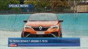 In prova Renault Arkana E-Tech